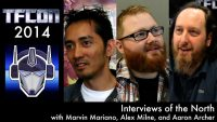 WTF @ TFcon 2014 – Interviews of the North