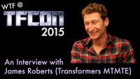 WTF @ TFcon 2015 – James Roberts Interview