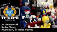 WTF @ TF Expo 2015 – 03 – Shirley Cheung (Plushology/ShatteredNeedle) Interview